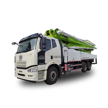 图片 50米混泥土泵车