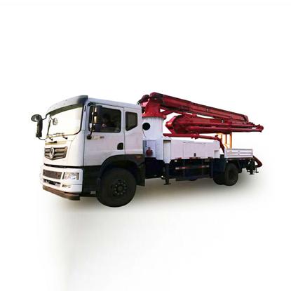 图片 30米混泥土泵车