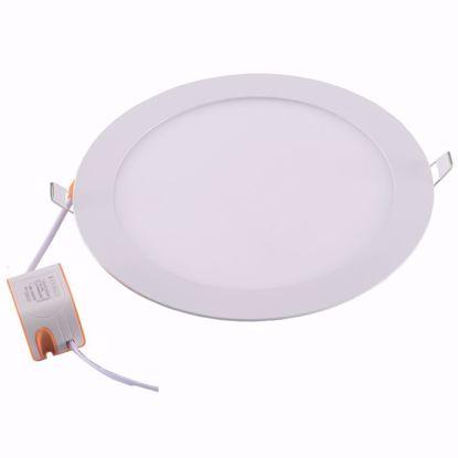 圆形LED面板灯